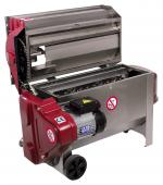 Grape crasher 2,5hp ZETA 30 INOX OMAC Italy
