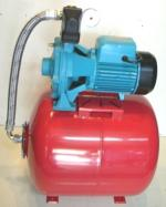 Pressure Tank set with two stages centrifugal pumps 2K-300 (100Lit horizontal)