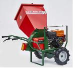 Power mini1 shredder diesel engine