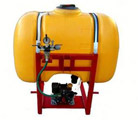 Sprayer tank with stand - Pump - Control PHS-500 / A