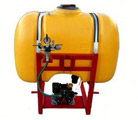 Sprayer tank with stand - Pump - Control PHS-500 / B