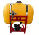 Sprayer tank with stand - Pump - Control PHS-650 / B