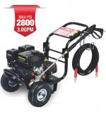 Gasoline High Pressure Wash Interpower 3W2 6,5 HP OHV