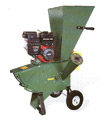 Gasoline Shredder BIO GARDENER Βriggs & Stratton 6.5 HP